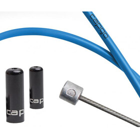 capgo Blue Line Vario Dropper Post Cable Set, blue